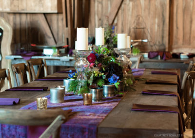 Event Barn Table